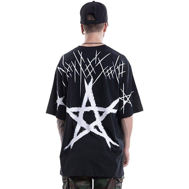 PENTAGRAM TEE - Raiment NYC