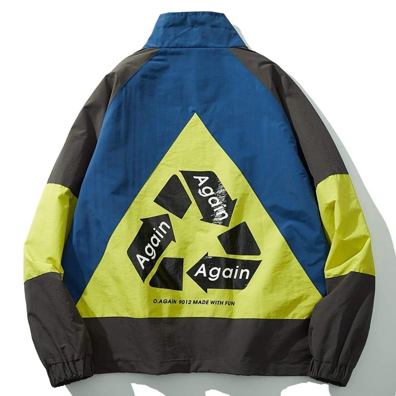 CYCLE WINDPROOF COAT