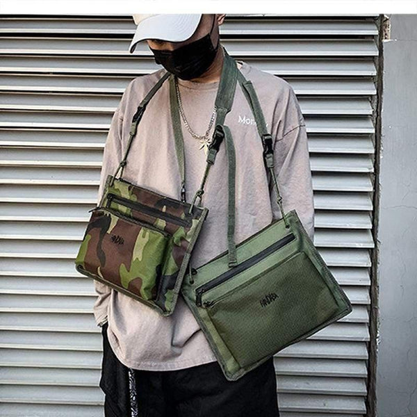 HYDRA CHEST BAG - Raiment NYC