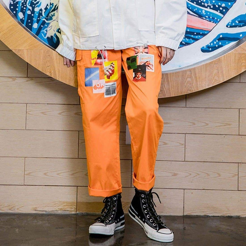 MEMENTO CARGO PANTS - Raiment NYC