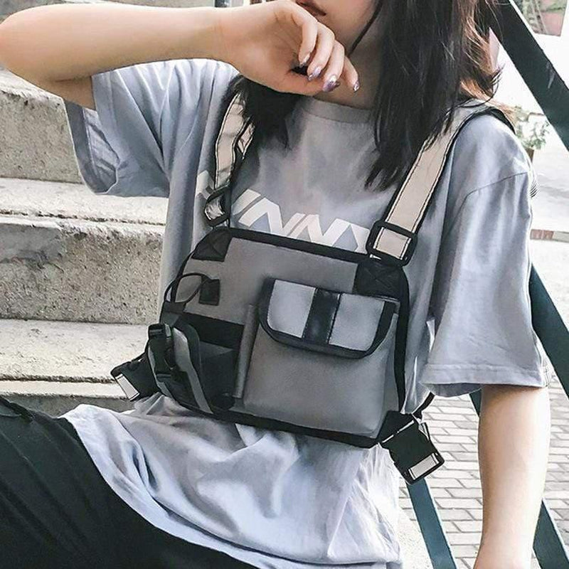 ROCCO CHESTPACK - Raiment NYC