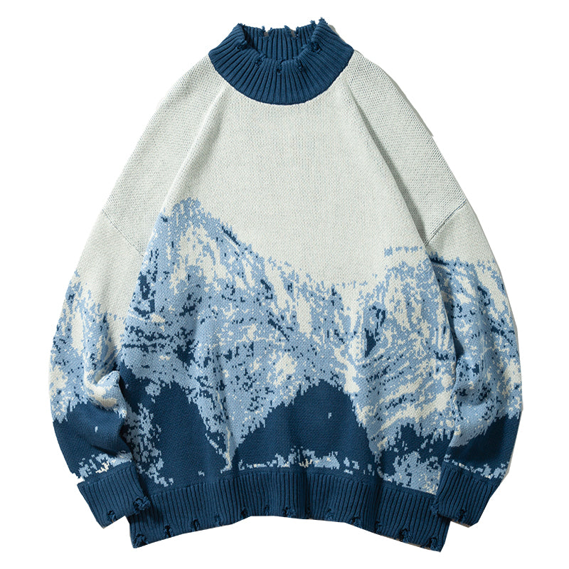 MOUNTAIN SWEATER