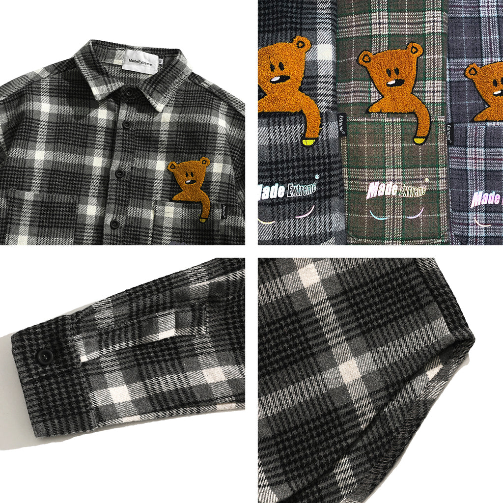 REFLECTIVE BEAR SHIRT