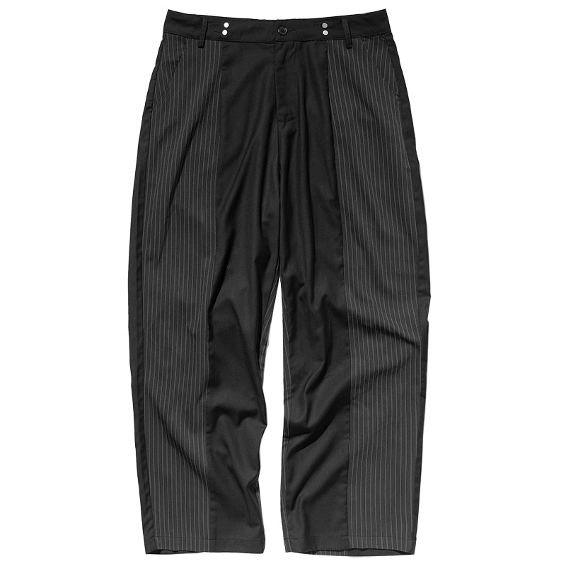 NOIR STRIPED PANTS - Raiment NYC
