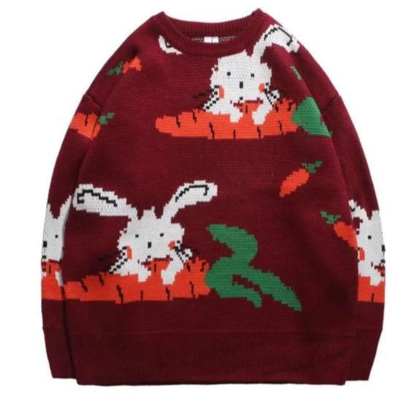 RABBIT FOOD SWEATER