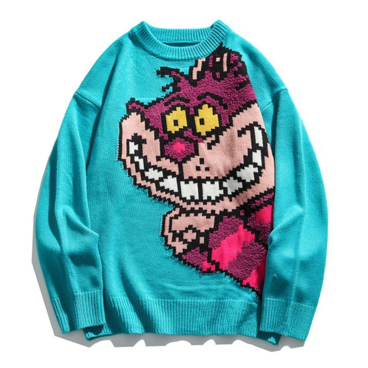 CASHMERE CAT SWEATER