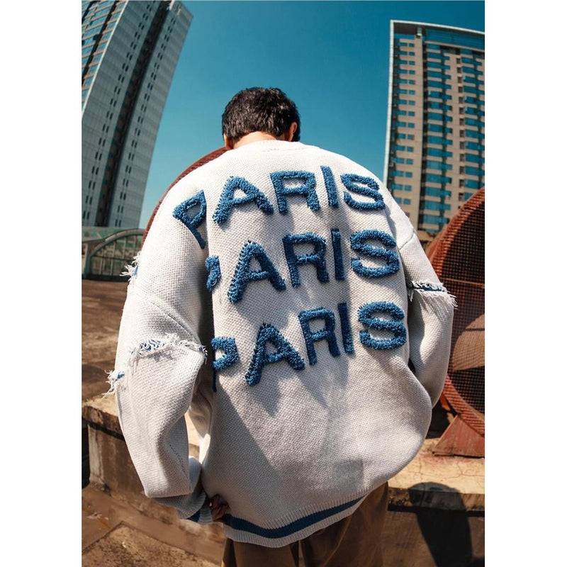 PARIS SWEATER - Raiment NYC