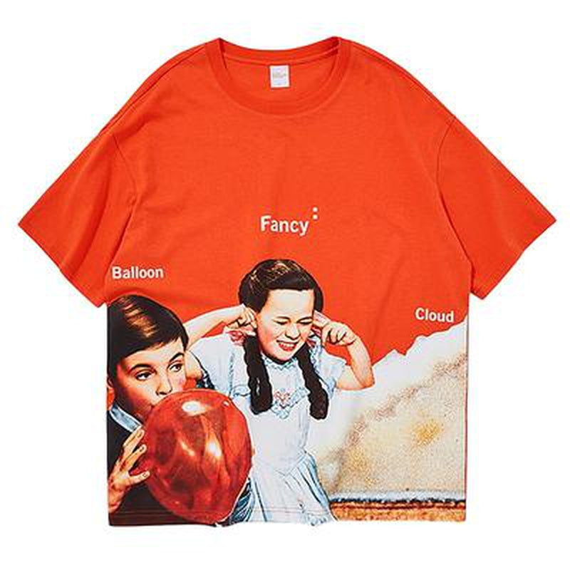 FANCY TEE - Raiment NYC