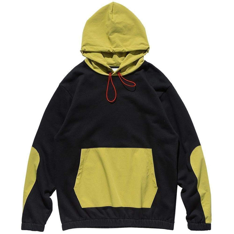 CUNNING PATCHED HOODIE