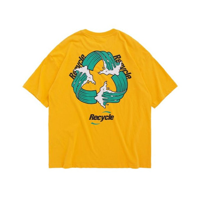 RECYCLE TEE
