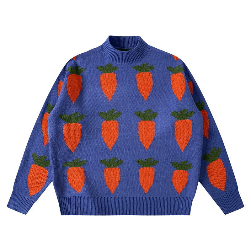 CARROTS SWEATER
