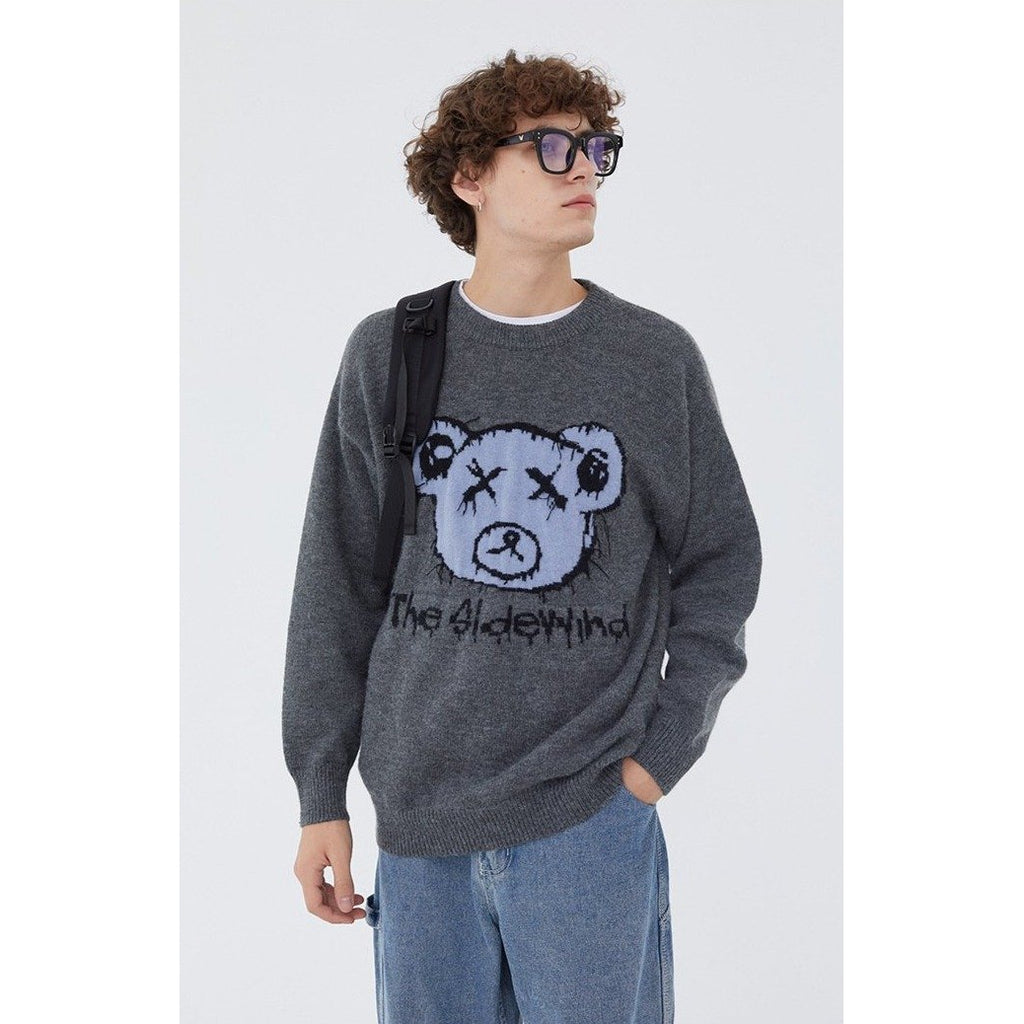 SIDEWIND BEAR SWEATER