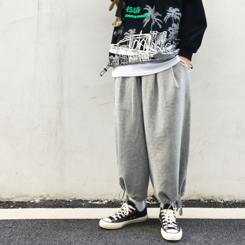 JAPANESEY JOGGERS
