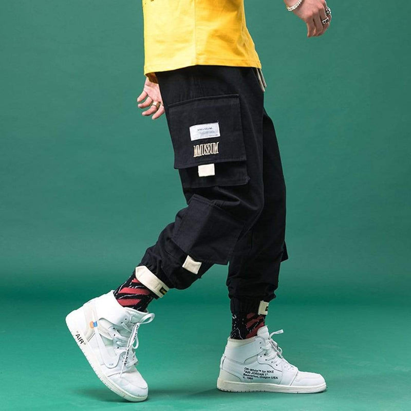 ROCKET CARGO PANTS - Raiment NYC