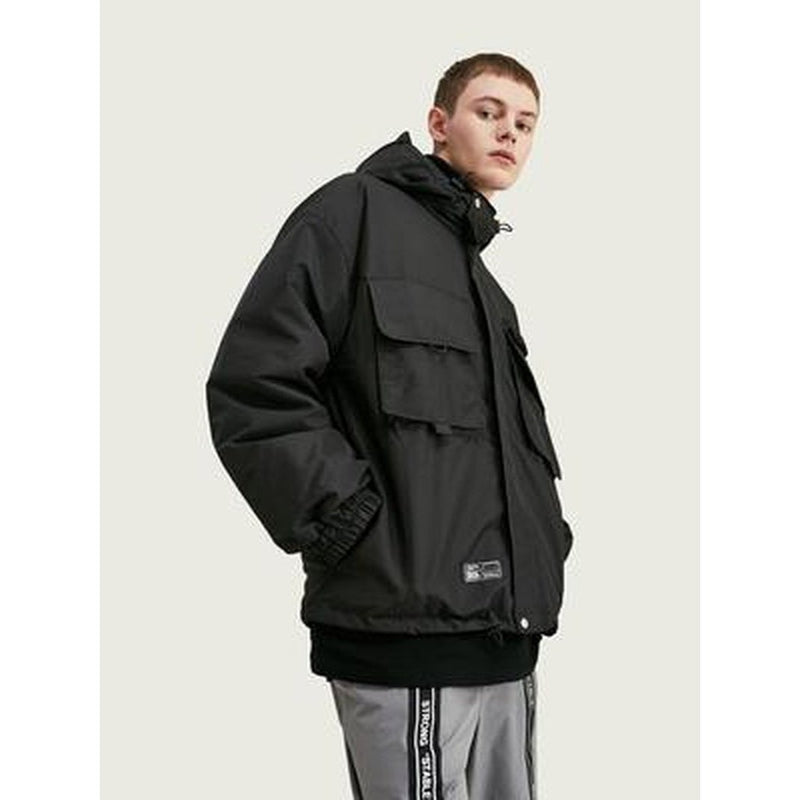 WINTER UTILITY DOWN JACKET - Raiment NYC