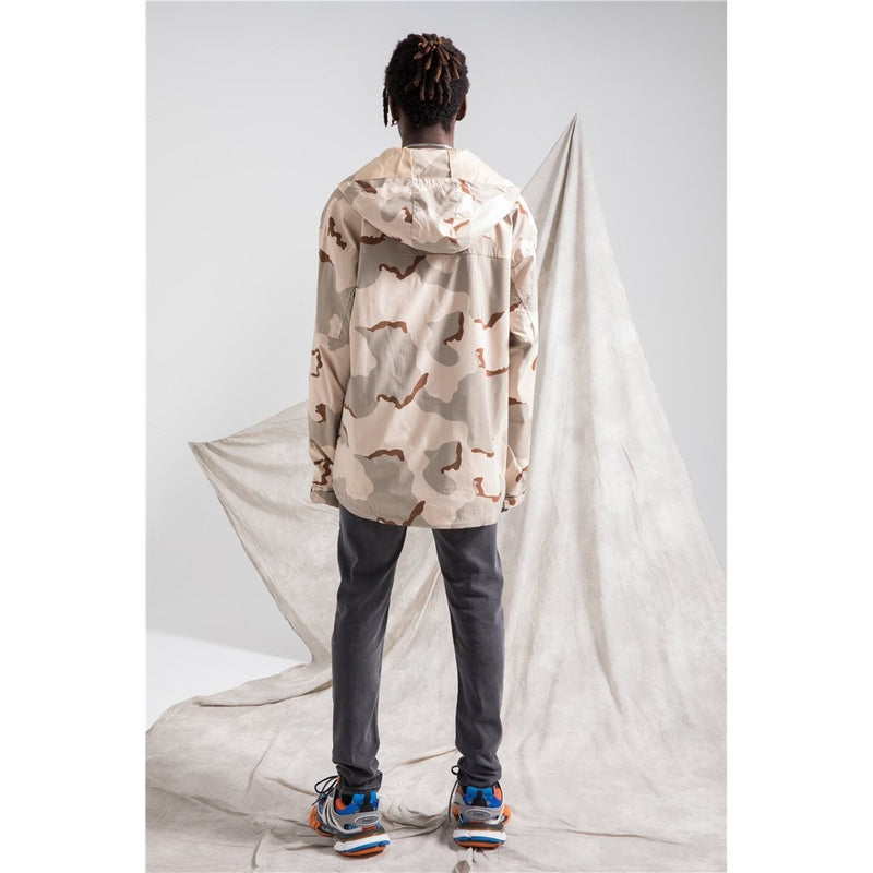 MIRAGE CAMO WINDBREAKER - Raiment NYC
