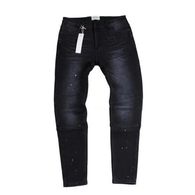 SPLATTER JEANS - Raiment NYC