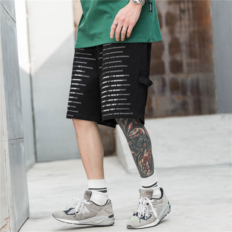 NEW BEGINNING CASUAL SHORTS