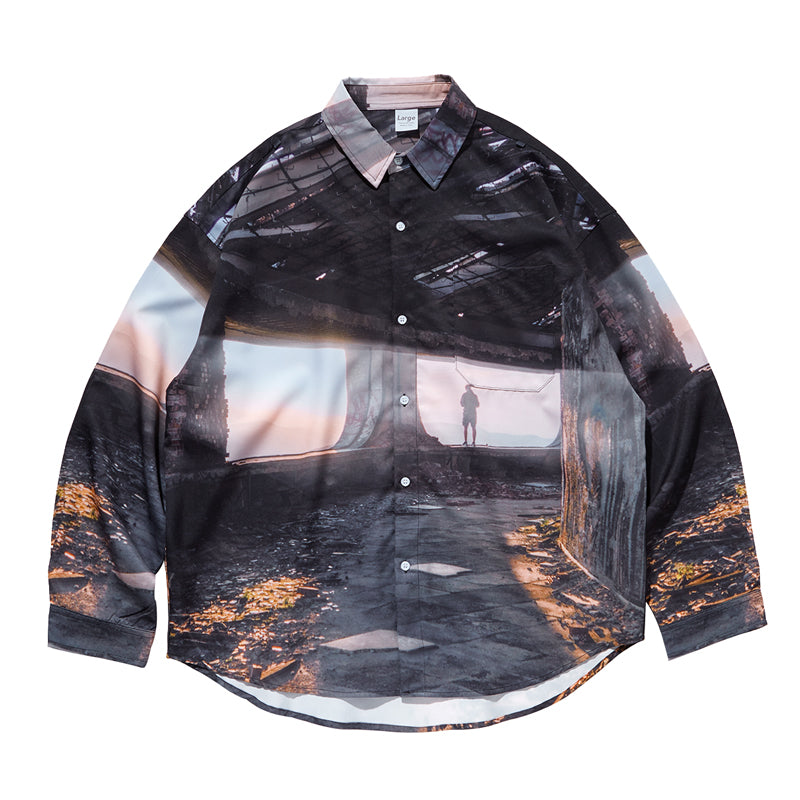 RADIANT SHIRT - Raiment NYC
