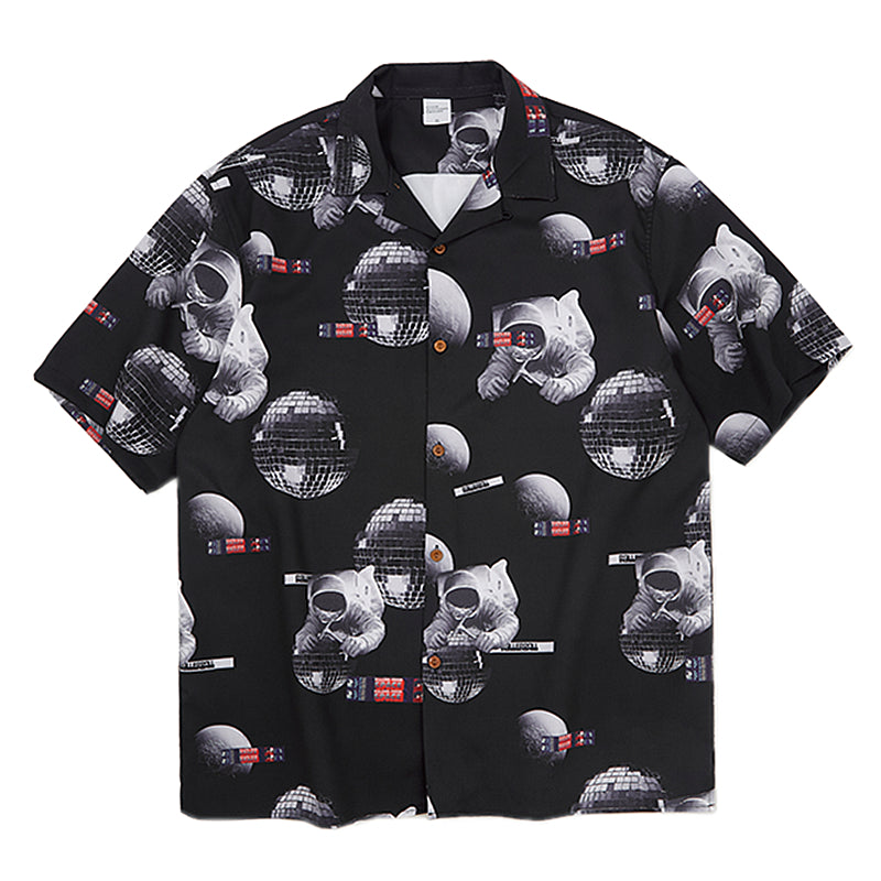 SPACE DISCO SHIRT - Raiment NYC