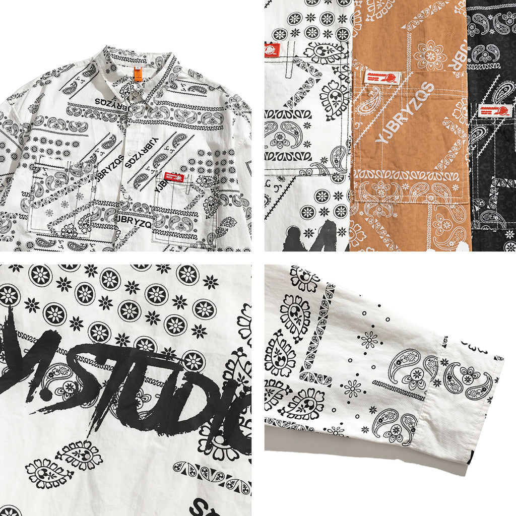 REPRINTED SHIRT