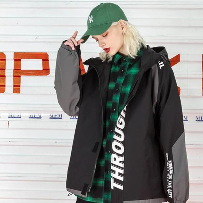 LIMITLESS WINDBREAKER - Raiment NYC