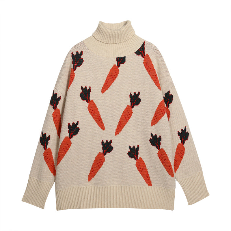 CARROTS TURTLENECK