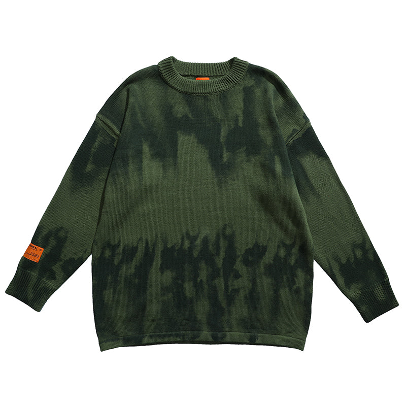 INK STAINED TIDE SWEATER