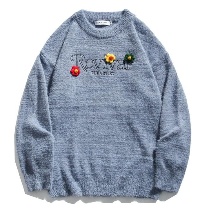 ARTIST REVIVAL SWEATER