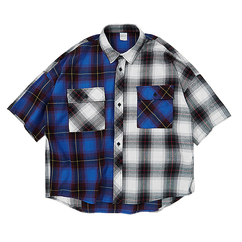 RELATIONSHIPS PLAID SHIRT - Raiment NYC