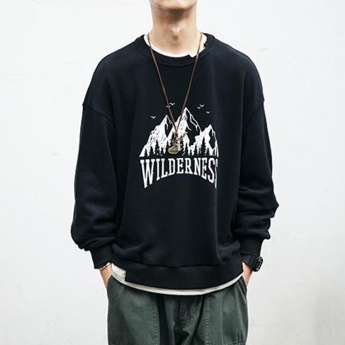 WILDERNESS SWEATSHIRT
