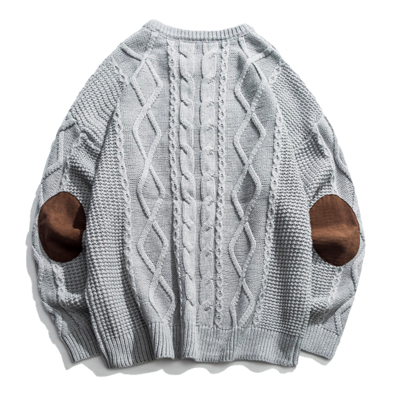 RETRO KNIT SWEATER - Raiment NYC