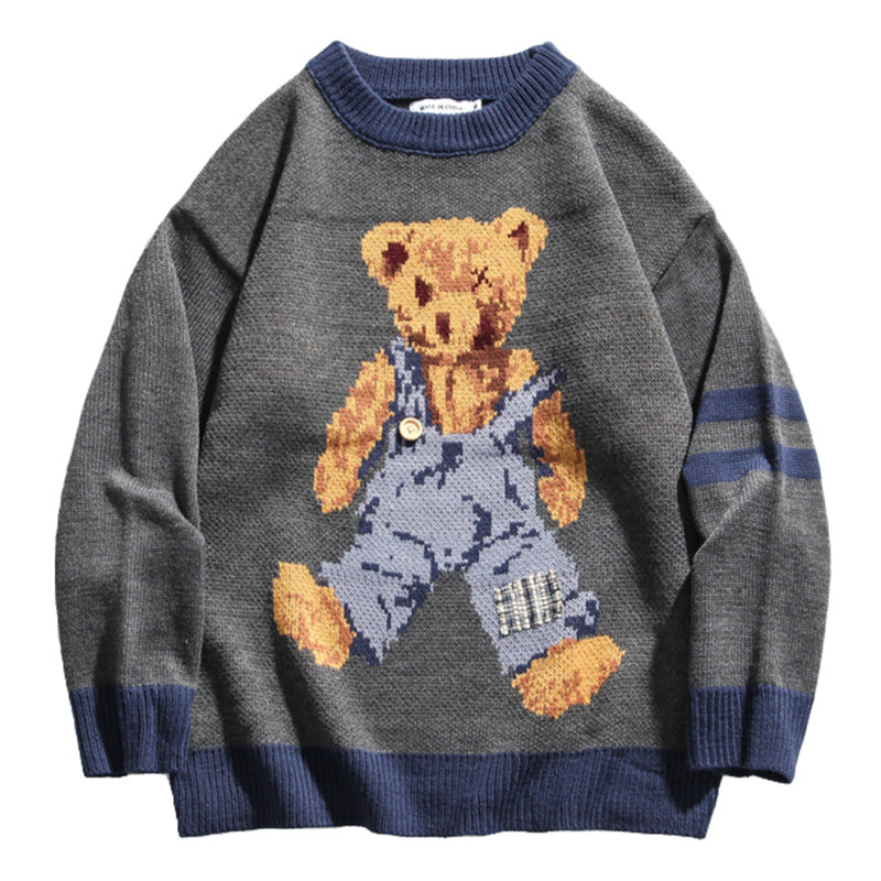 MR.BEAR SWEATER