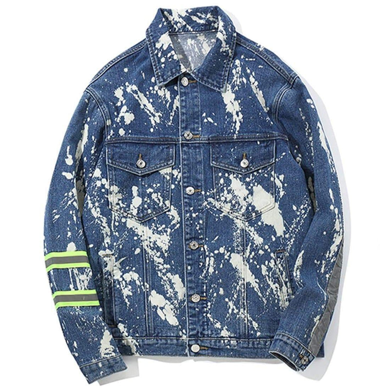 FASHION CASUAL DENIM JACKET - Raiment NYC