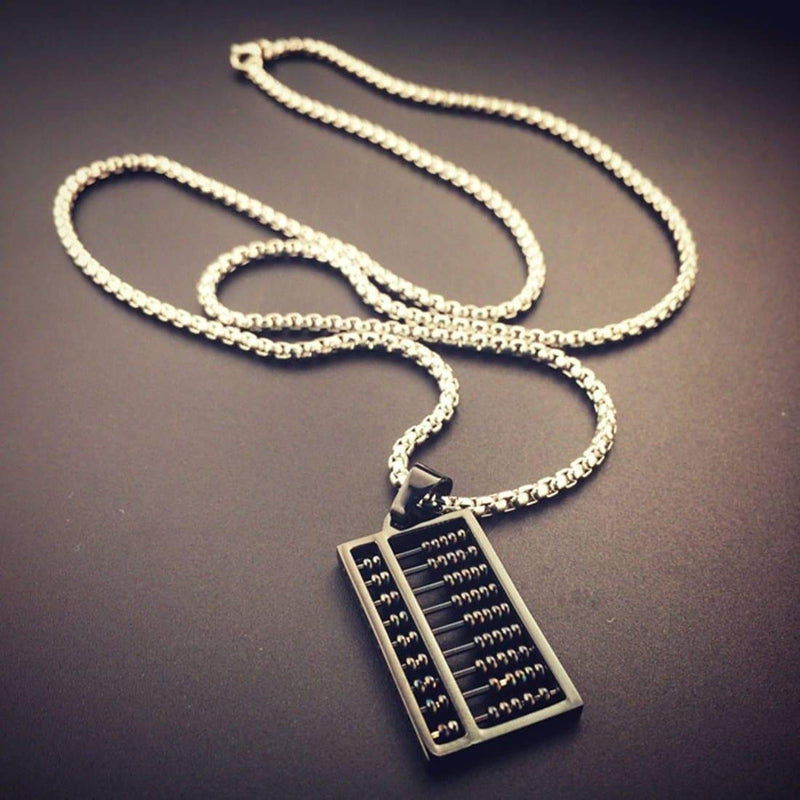 ABACUS NECKLACE - Raiment NYC