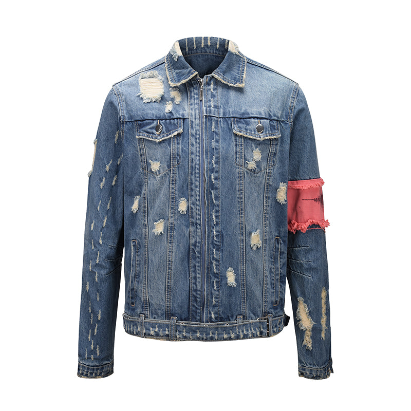 PULSE DENIM JACKET - Raiment NYC