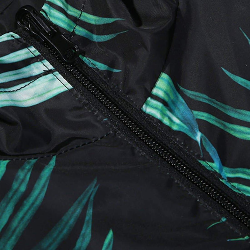 FERN REVERSIBLE WINDBREAKER - Raiment NYC