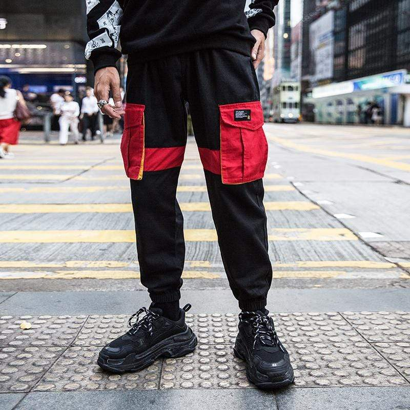 PRESCOTT CARGO PANTS - Raiment NYC