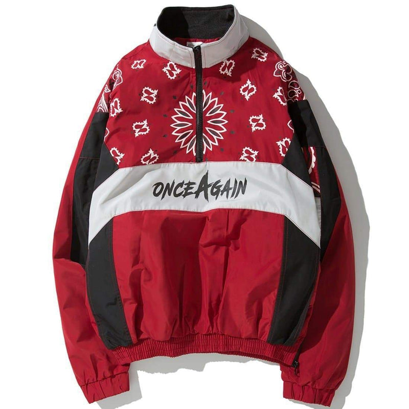 ONCE AGAIN WINDBREAKER - Raiment NYC