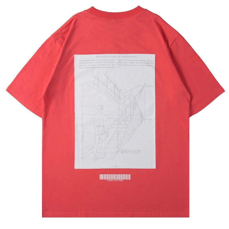 PERSPECTIVE TEE - Raiment NYC