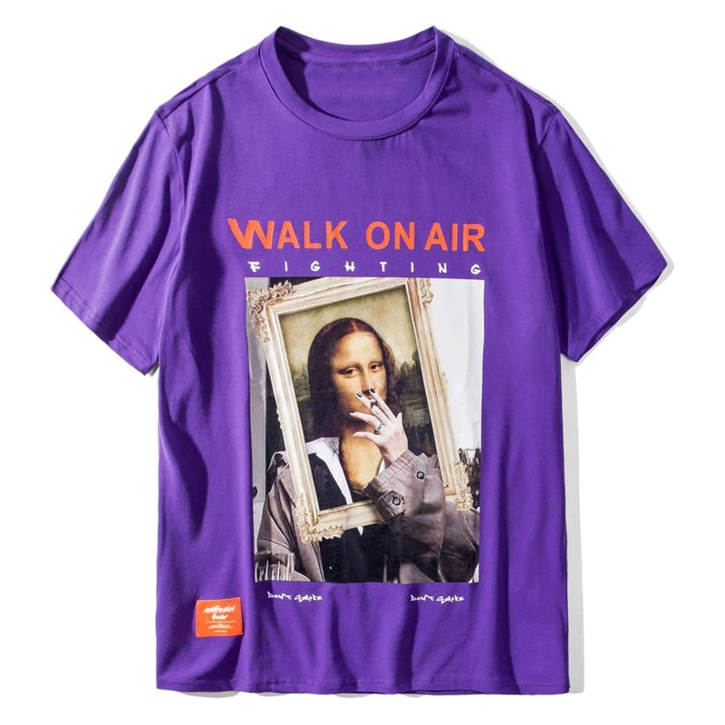 WALK ON AIR TEE - Raiment NYC
