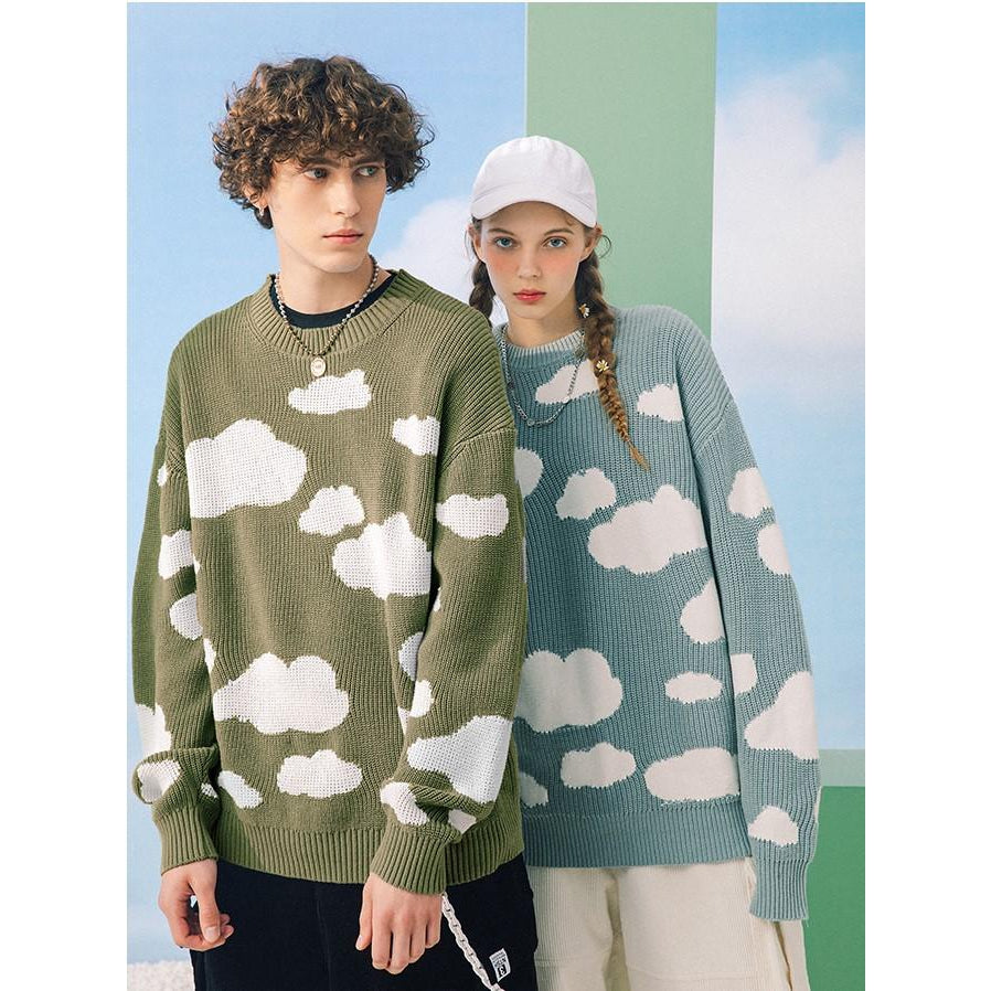 CLOUDS SWEATER