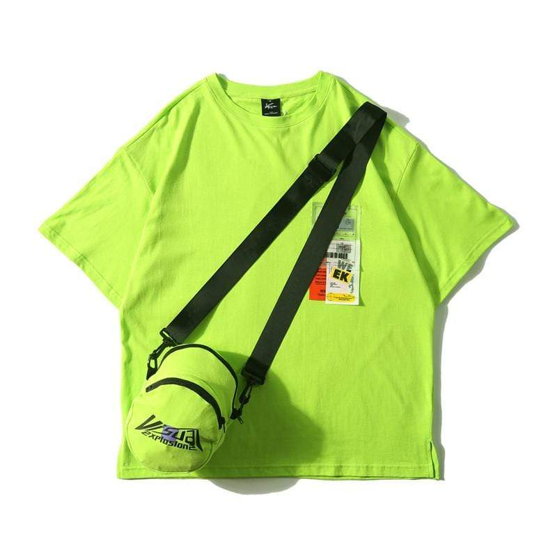 CSAR BAG PULL OFF TEE