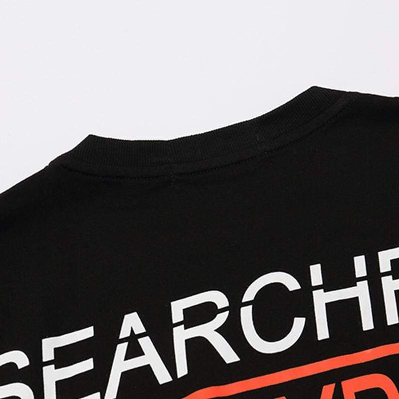 SEARCH FOR HAPPY AGE TEE - Raiment NYC