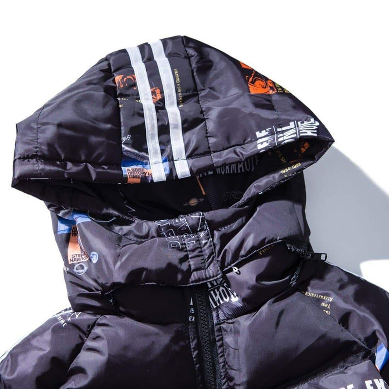 DESTINATION TRAPPER PARKAS JACKET