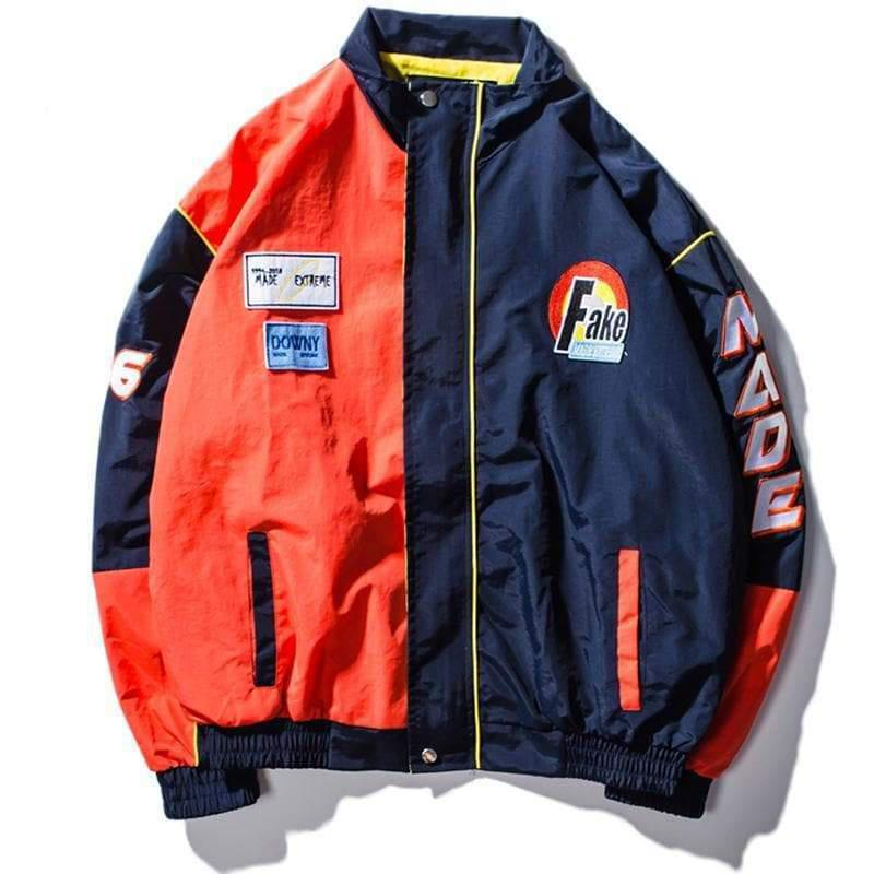 COUNTERFEIT WINDBREAKER