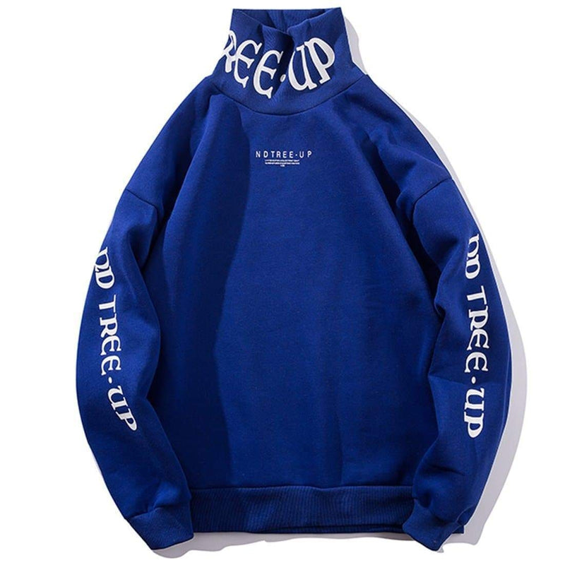 ND TREE UP SWEATSHIRT - Raiment NYC