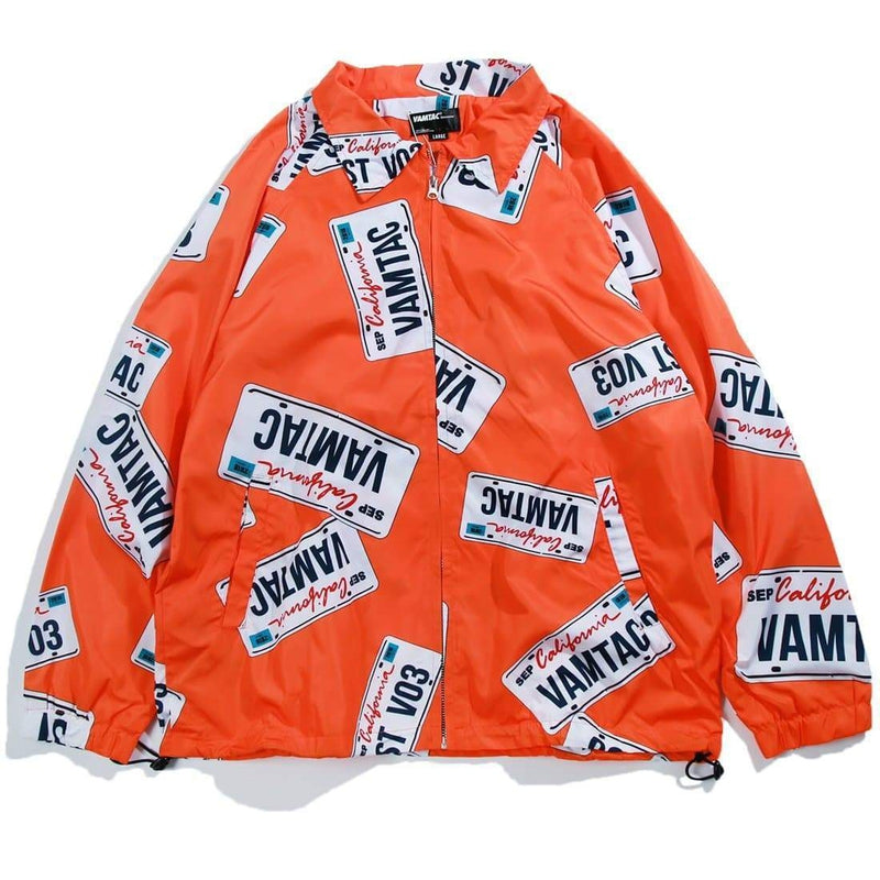 VAMTAC VINTAGE PRINTED JACKET - Raiment NYC