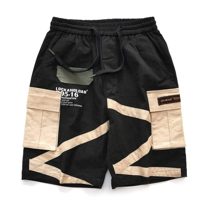 MILITARY SHORTS - Raiment NYC