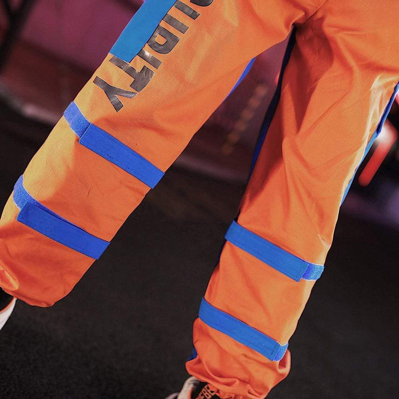 FALLON MUTI POCKET HIP HOP JOGGERS - Raiment NYC